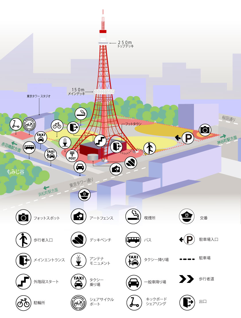 東京 タワー